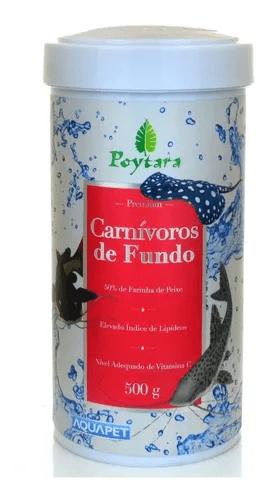 Poytara Carnívoros De Fundo 500g