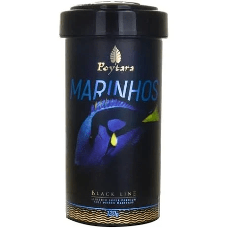 Poytara Marinhos Black Line M 120 G