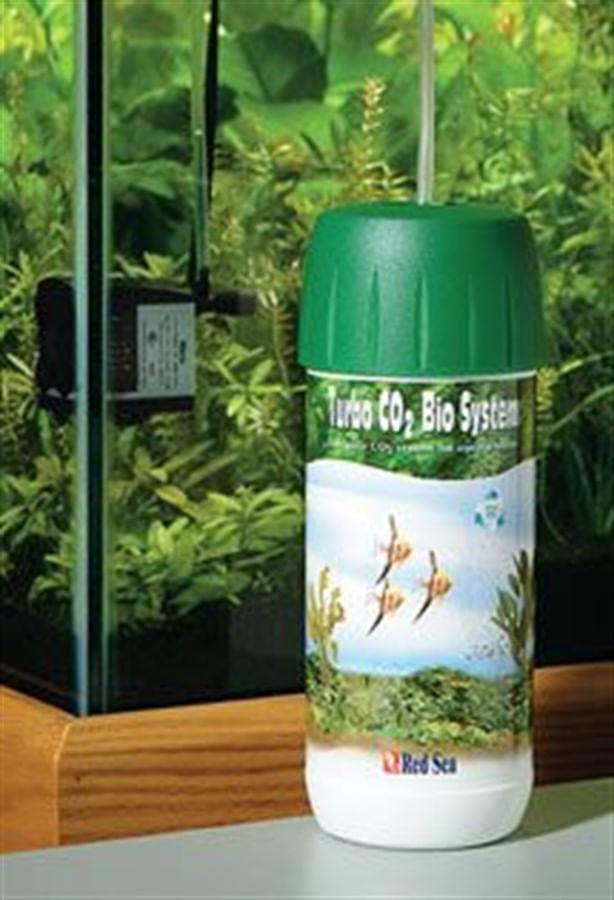 Red Sea Turbo CO2 Bio System(Ideal para aquários até160 litros) - Código 063028