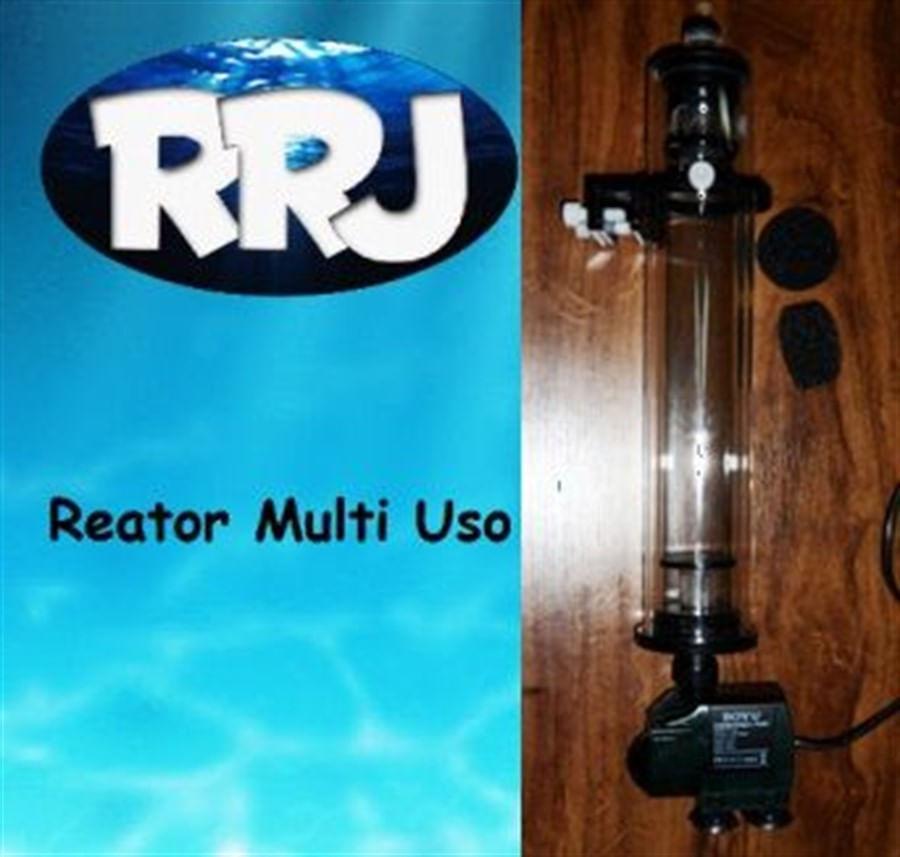 RRJ Reator Multiuso - R-300 (300 ml de mídia) - Sem Bomba