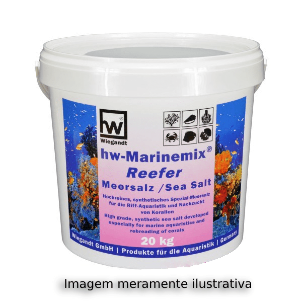 Sal Hw Marinemix Reefer 20kg 600l
