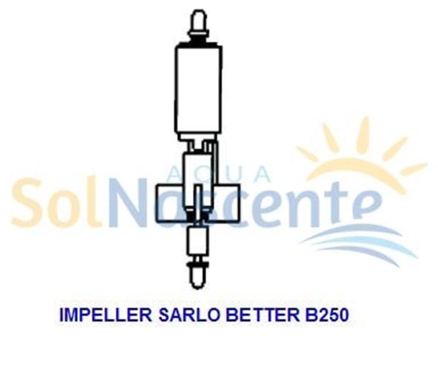 Sarlo Better Impeller B250