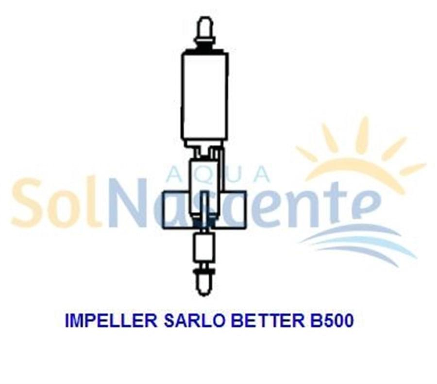 Sarlo Better Impeller B500