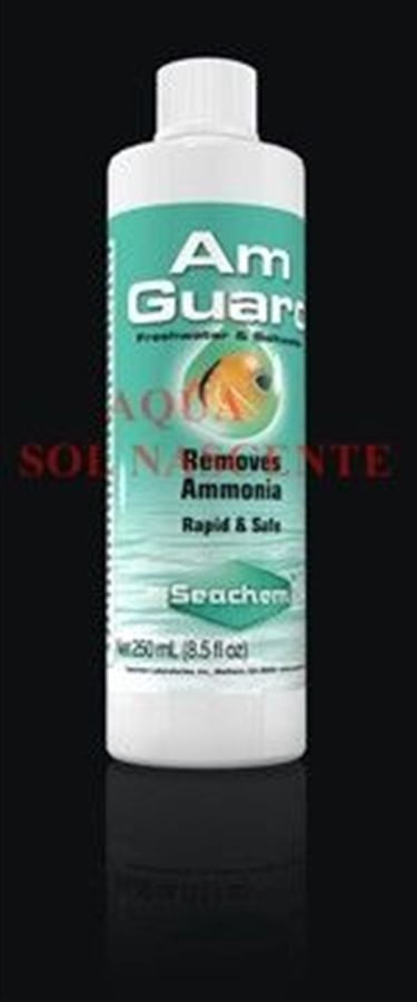 Seachem Amguard 500ml (trata de 4.000 à 40.000 litros) - Código 03.14.363