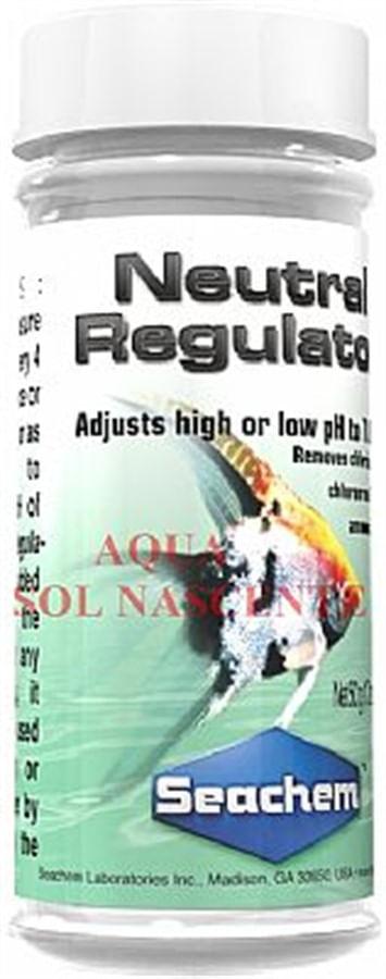 Seachem Neutral Regulator 50g (trata de 400 à 800 litros)