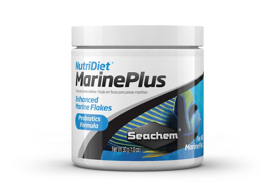 Seachem Nutridiet Marine Plus Flakes  Probiotics 30g