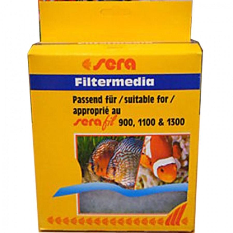 Sera Filtermedia Serafil 900, 1100 e 1300 Esponja filtrante Mat