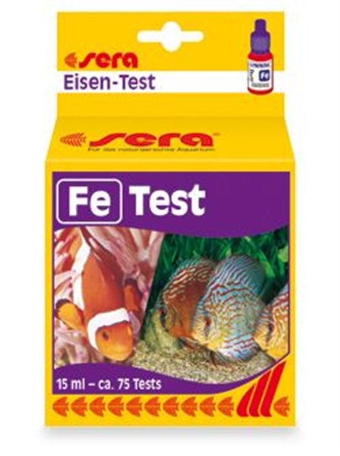 SERA Teste de Ferro (Fe Test) 15ml