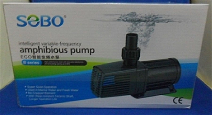 Sobo bomba submersa 6.500l/h ECO-6500B