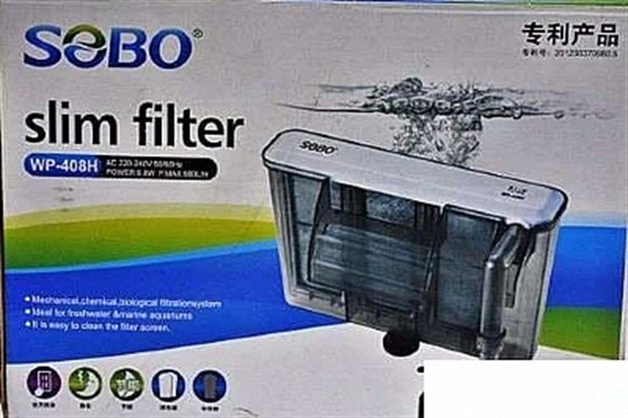Sobo Filtro Hang on Slim 680l/h WP-408H
