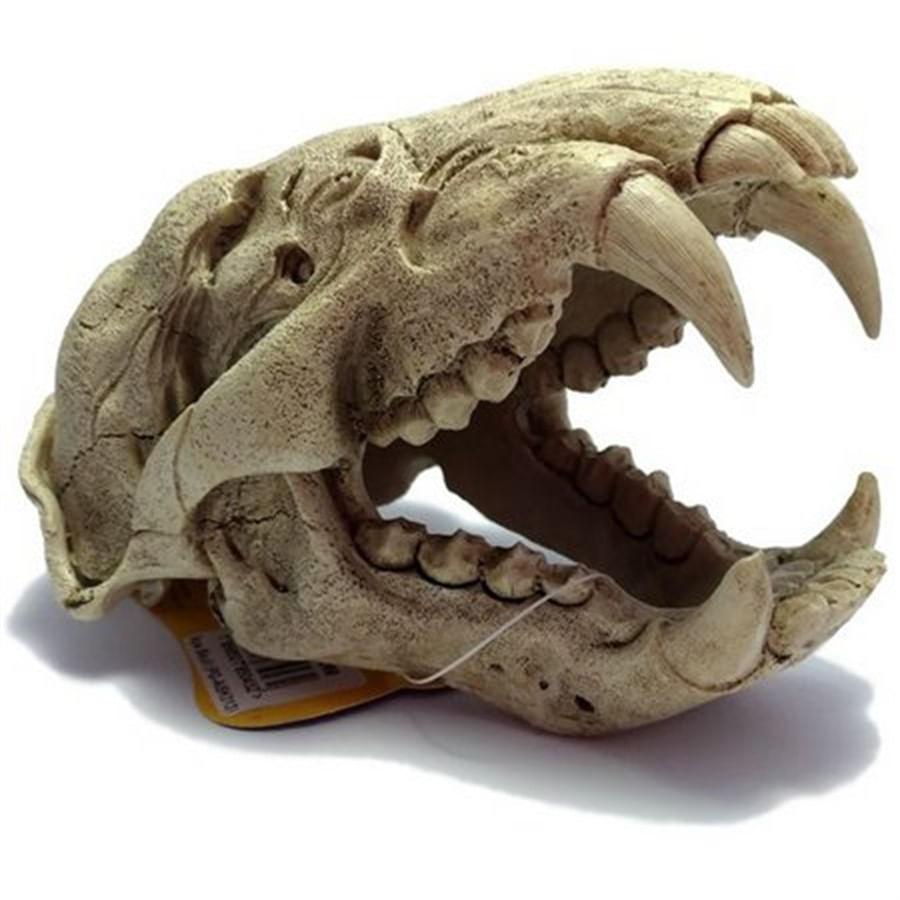 Soma Enfeite de Resina Cabeça Puma(Soma Puma skull ASK113) - (Cód.: 054099)