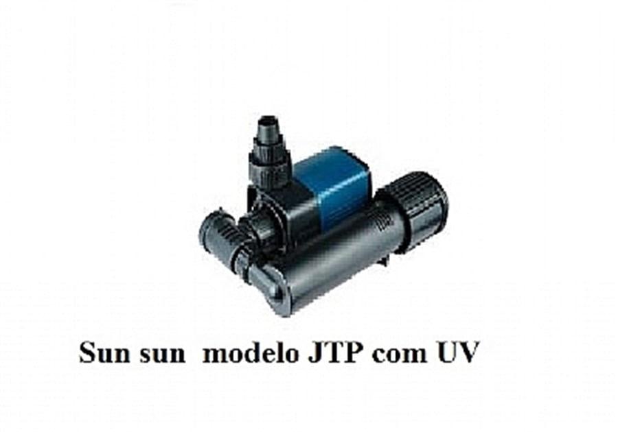 Sun sun Bomba Submersa JTP-6000UV - 6000l/h