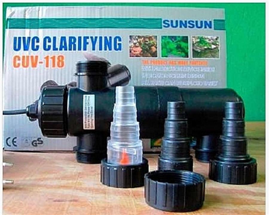 Sun sun Filtro UV-18w CUV-118