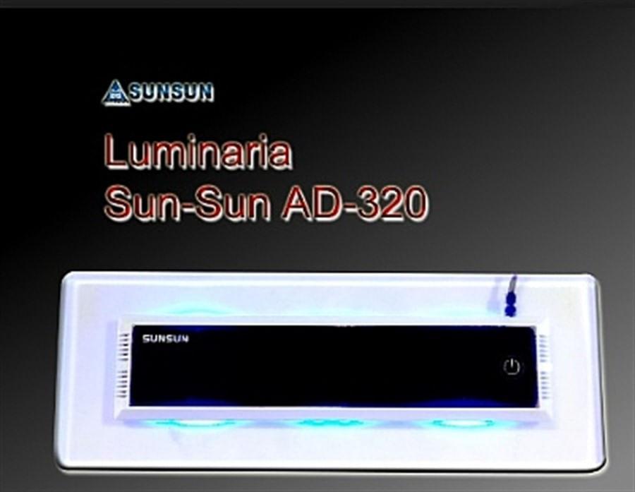 Sun sun Luminária Led 10w AD-320 (Bivolt)