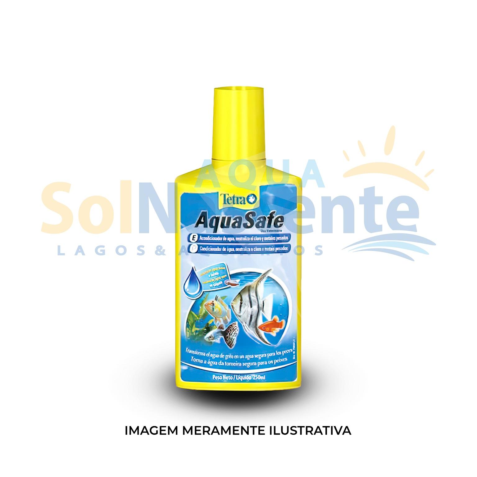 Tetra AquaSafe Plus 100ml