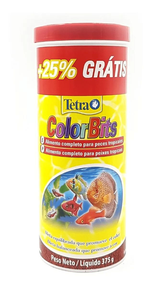 Tetra ColorBits Granules 300g + 25% de Bonus