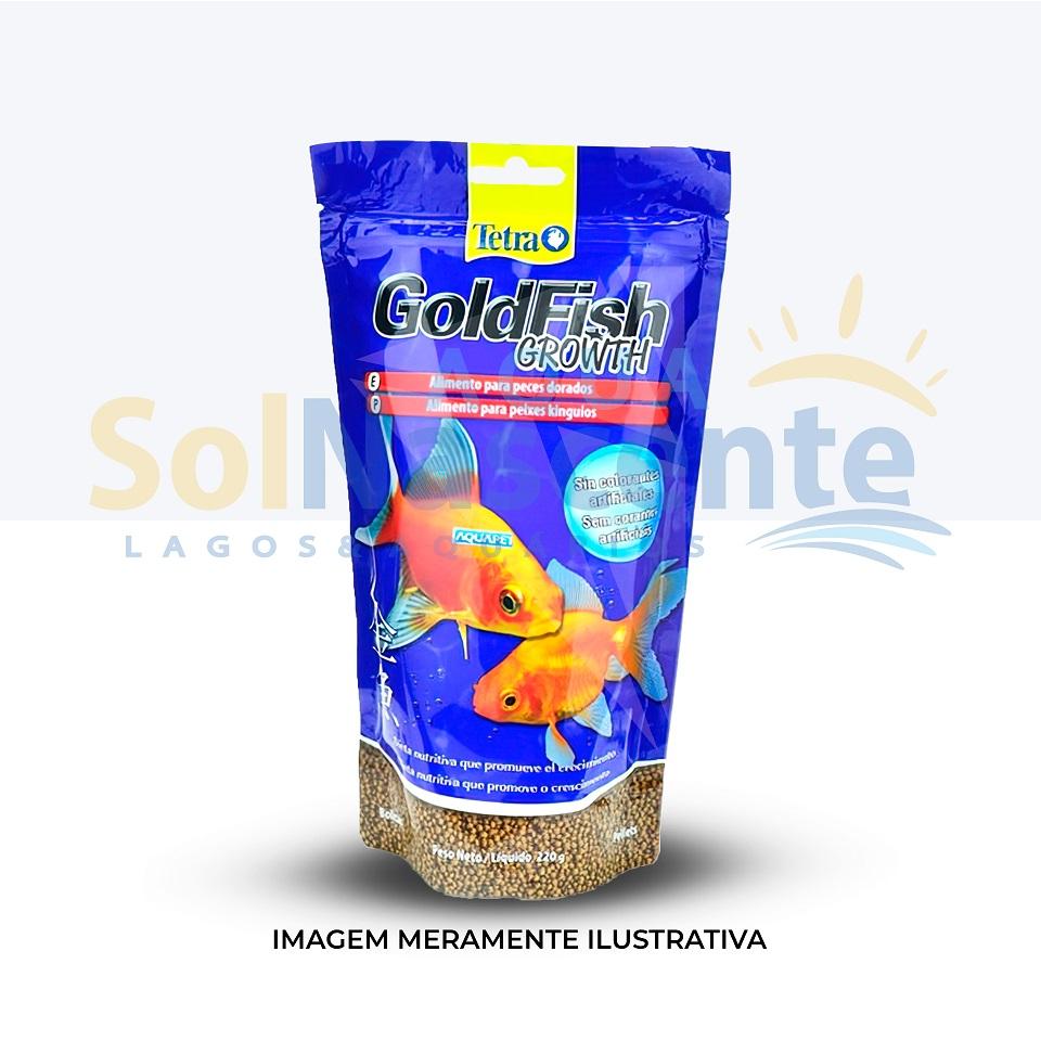 Tetra Goldfish Growth Pellets 220g