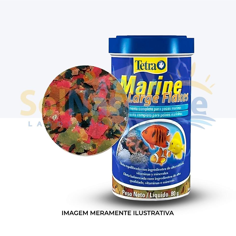 Tetra Marine large Flakes  80g
