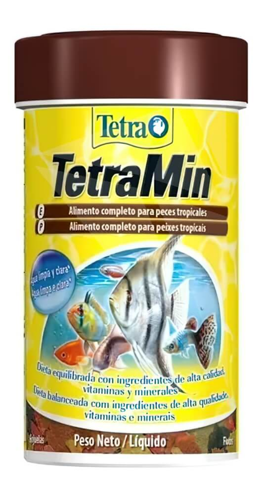 Tetra Min Tropical Flakes 20g