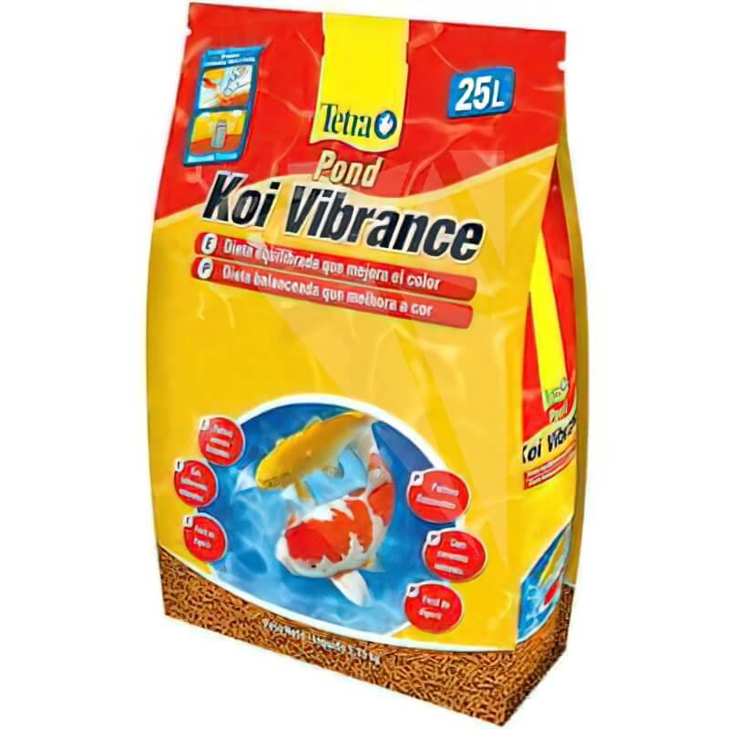 Tetra Pond Koi Vibrance 3,75Kg