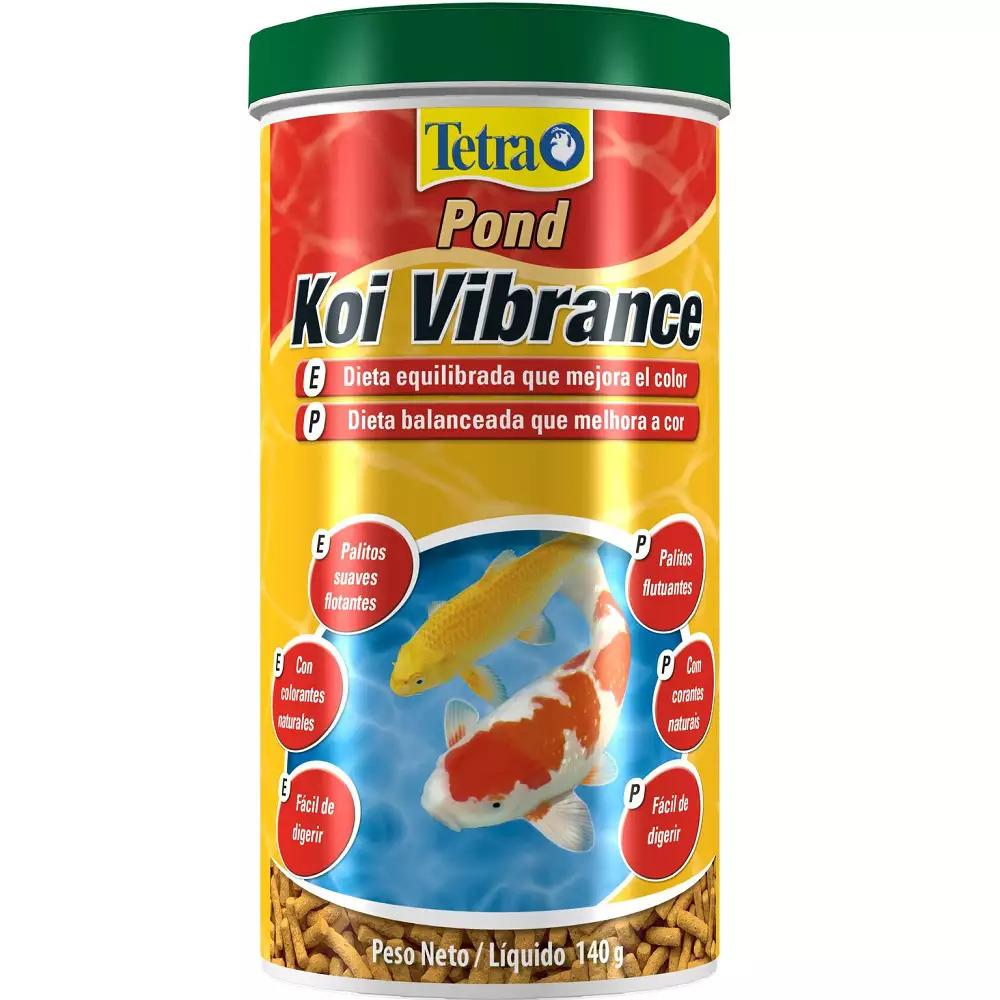 Tetra Pond Koi Vibrance sticks 140g