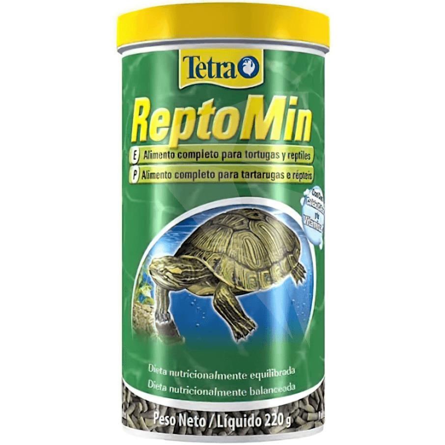 Tetra ReptoMin Floating Food Sticks 220g
