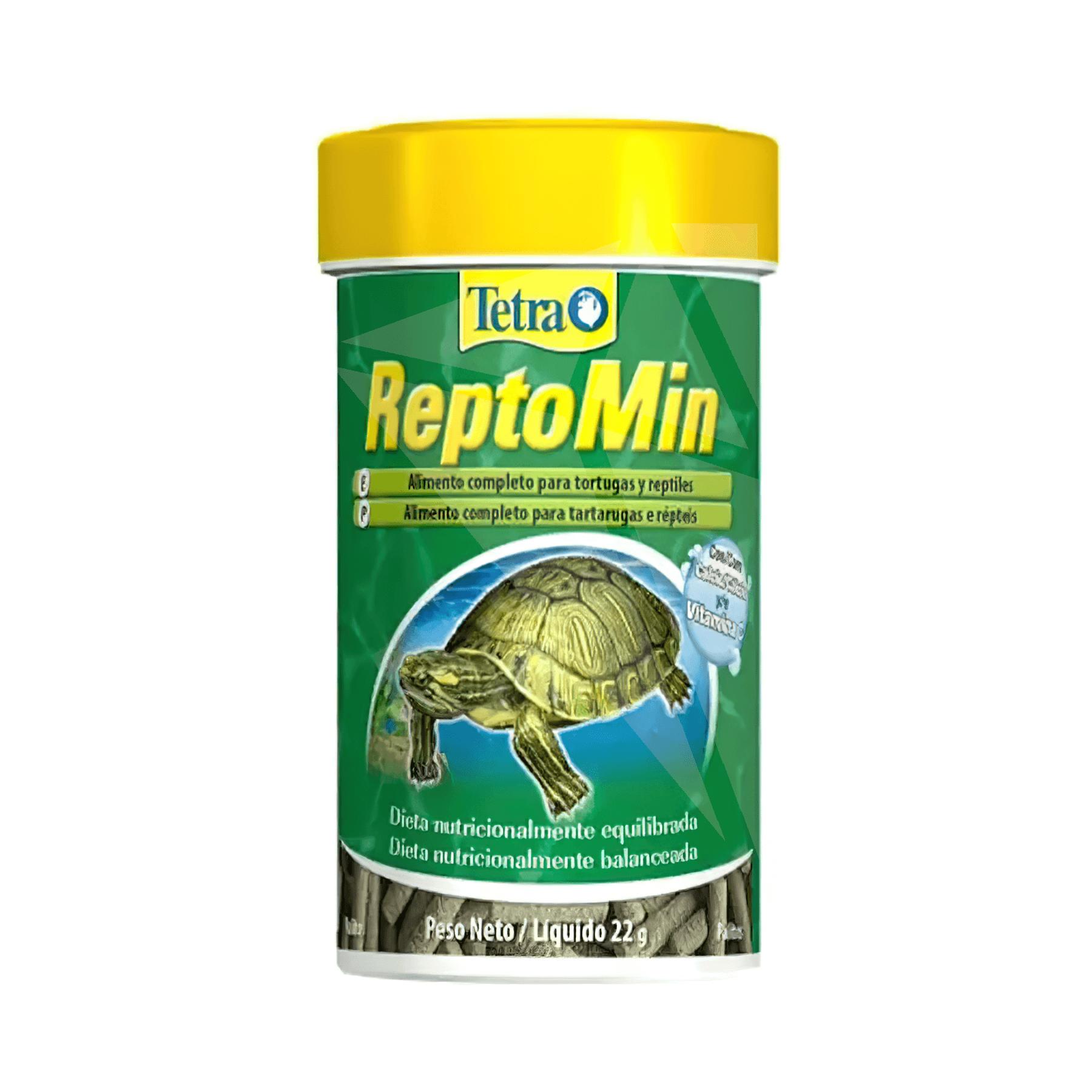 Tetra ReptoMin Floating Food Sticks 22g