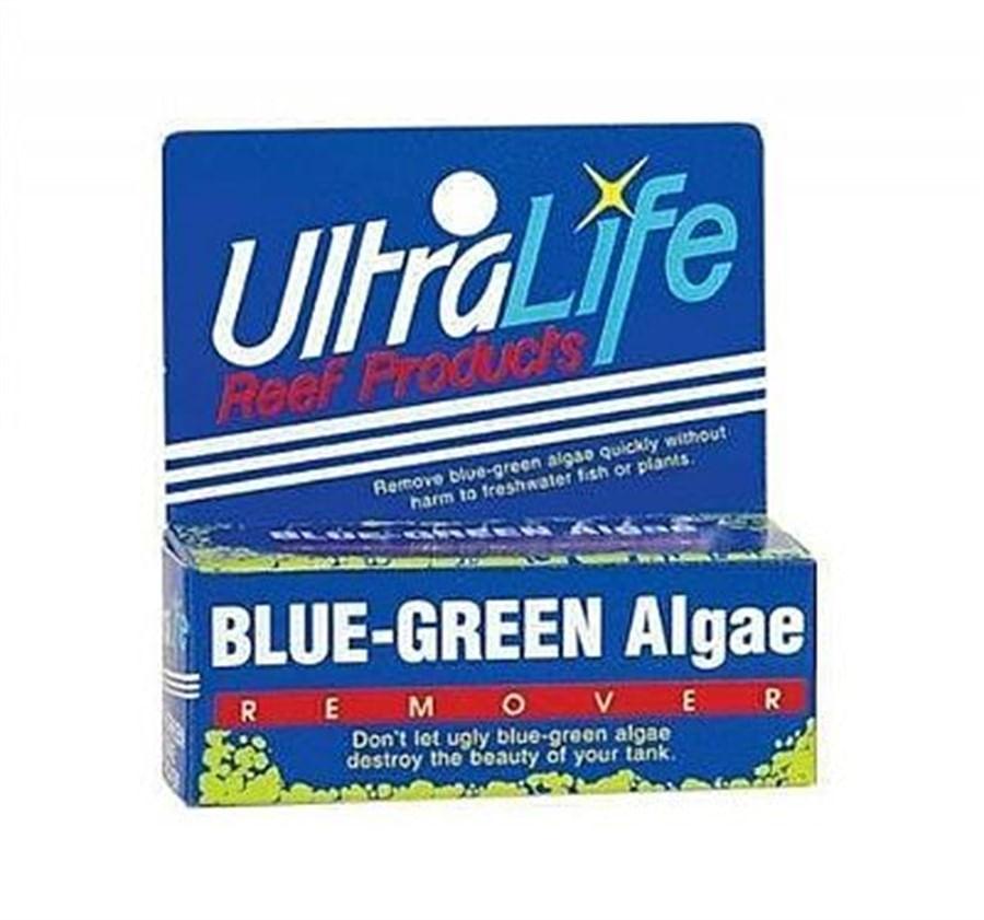 Ultralife removedor de algas azuis e verdes blue/green algae remover