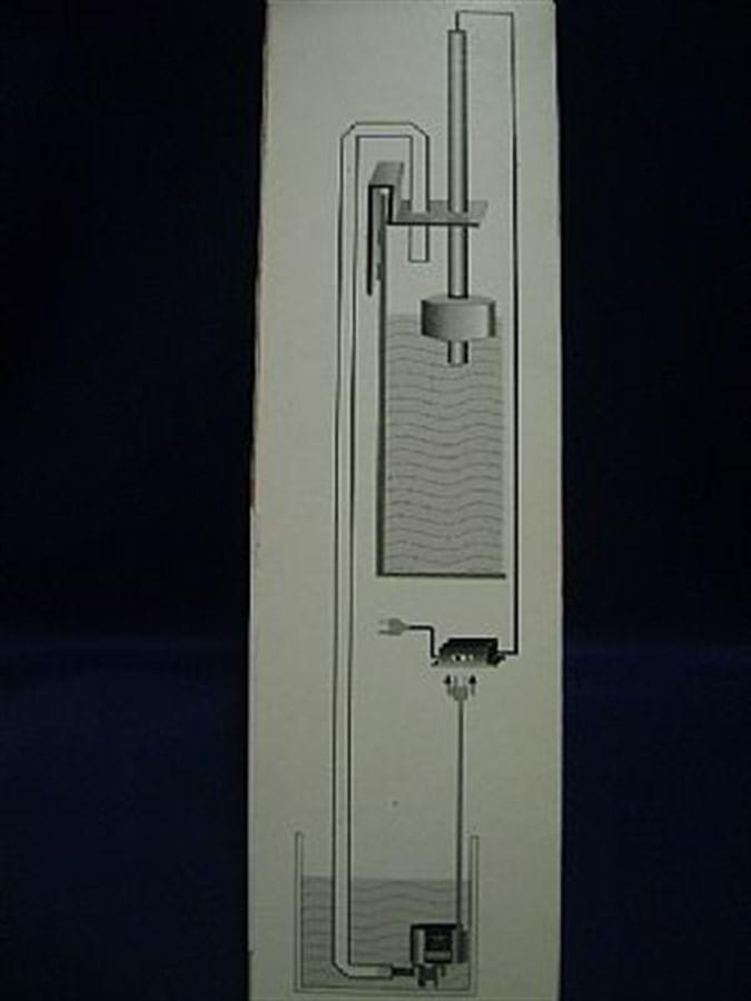 ZANCLUS ECLUSA 1 SENSOR DE NÍVEL c/ Haste 20cm(Bivolt)