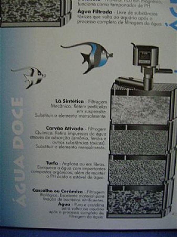 Zanclus Filtro de Bactérias  FBM 155