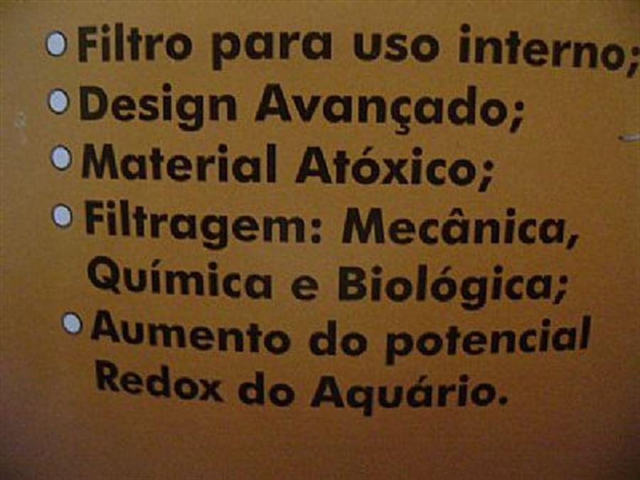 Zanclus Filtro de Bactérias  FBM 95