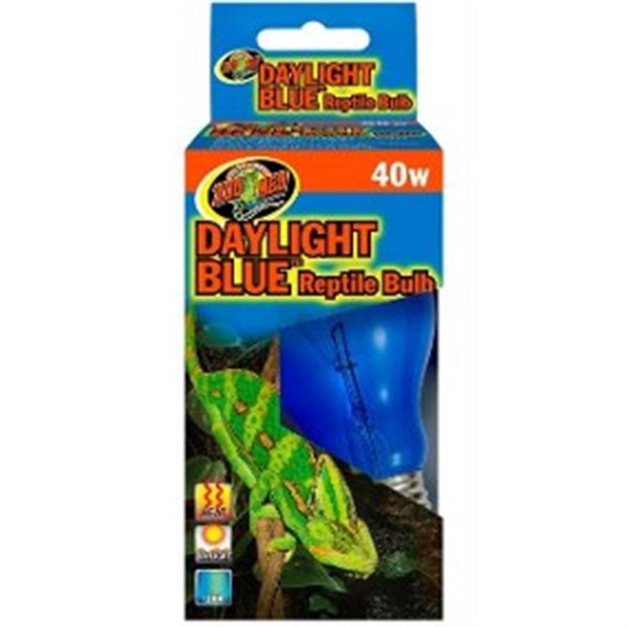 Zoomed Daylight Blue reptile bulb Db-40 (110v)