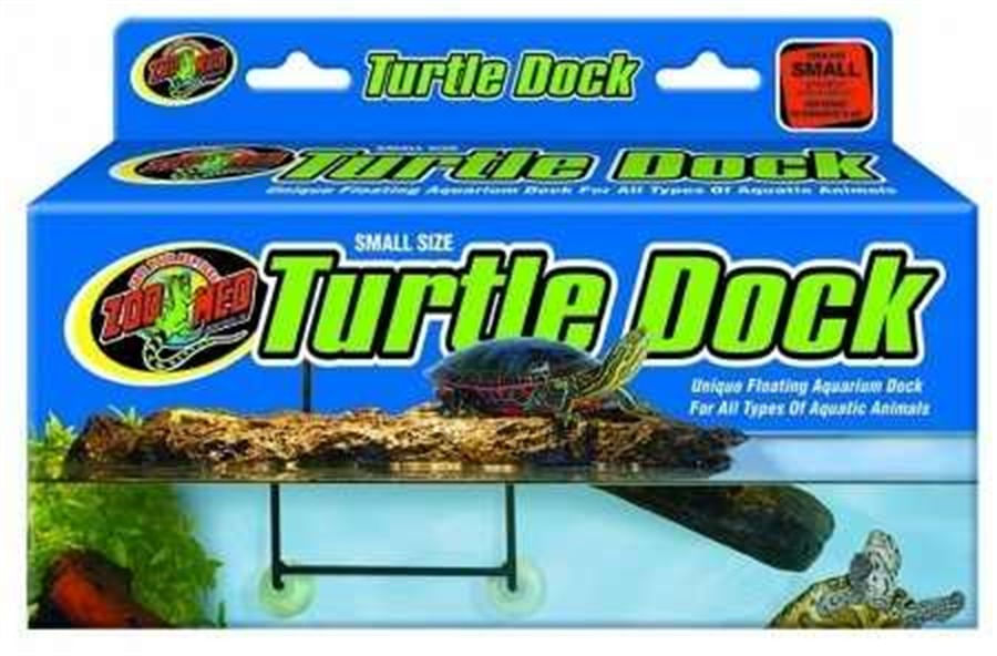 Zoomed Turtle Dock Small size td-10