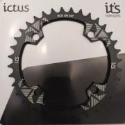 Coroa Ictus BCD 104 36 T Preta
