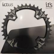 Coroa Ictus BCD 104 38 T Preta