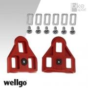 Taco pedal CALYPSO WELLGO para speed rc-5 9grau