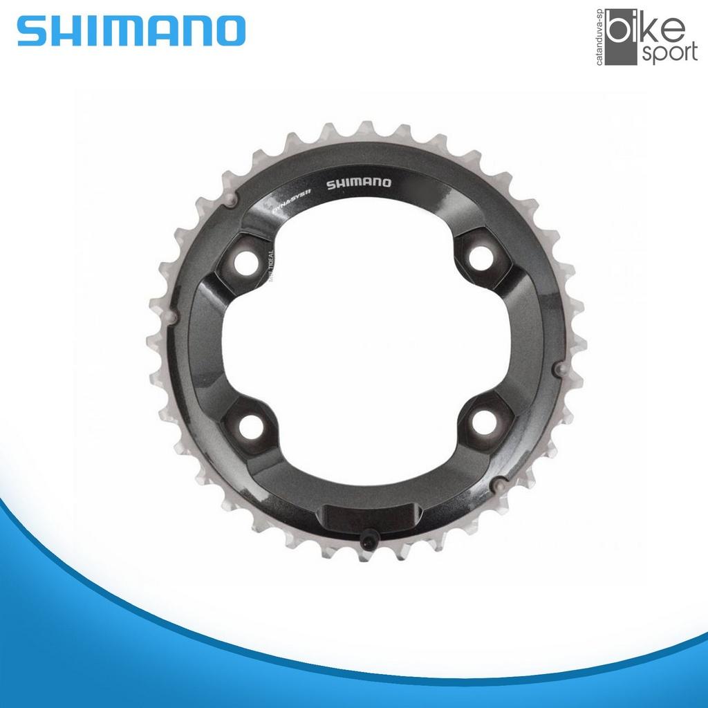 COROA SHIMANO DEORE XT FC-M8000 34D BB 34/24D BCD 96MM