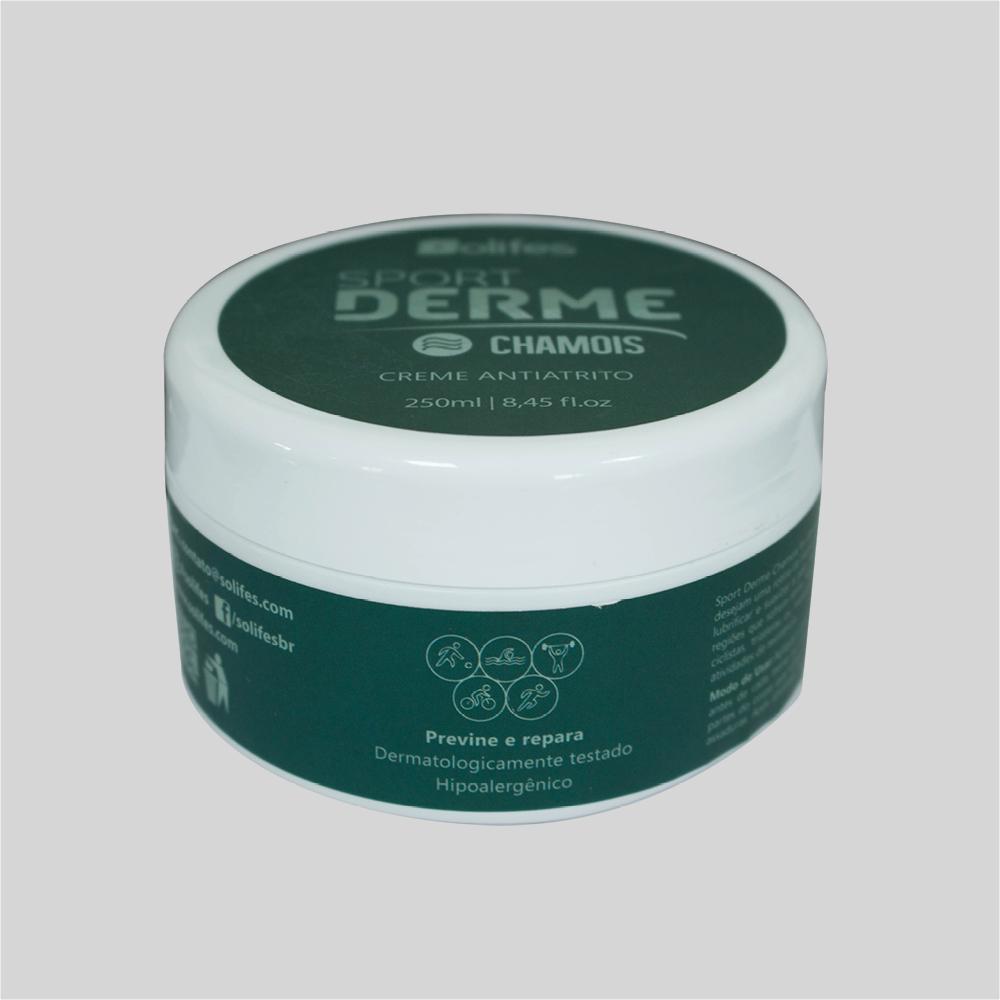 Creme Anti Atrito Sport Derme Chamois 250ml
