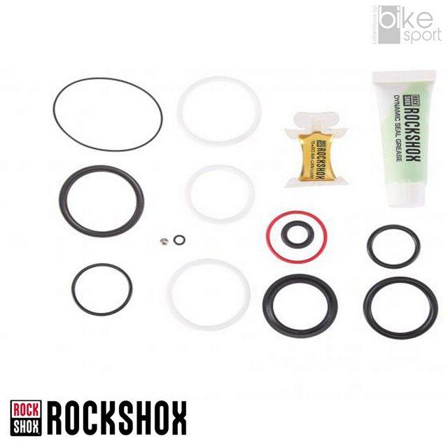 KIT DE REPARO P/ AMORTECEDOR ROCK SHOX DELUXE (A1))