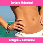 ACTIGYM + RAFFERMINE - CREME QUEIMADOR E FIRMADOR
