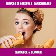 BEANBLOCK & SLIMCARB - REDUÇÃO DA GORDURA E CARBOIDRATOS