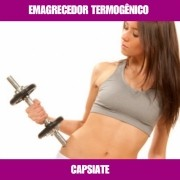 CAPSIATE - EMAGRECEDOR TERMOGÊNICO