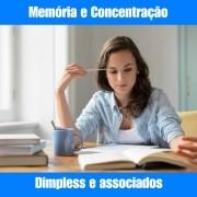DIMPLESS E ASSOCIADOS - MEMÓRIA E CONCENTRAÇÃO