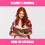 DMAE EM CÁPSULAS - FLACIDEZ E MEMÓRIA