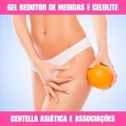 GEL REDUTOR DE MEDIDAS E CELULITE