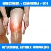 GLUCOSAMINA + CONDROITINA + UC ll - ARTICULAÇÕES