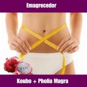 KOUBO E PHOLIA MAGRA - EMAGRECEDOR E QUEIMADOR