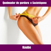 KOUBO - EMAGRECEDOR E SACIETÔGENO