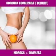 MOROSIL & DIMPLESS - GORDURA ABDOMINAL E CELULITE