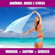 MOROSIL + SAFFRIN + SERENZO - EMAGRECIMENTO E ANSIEDADE